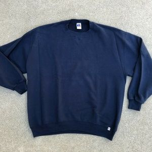 Russell Athletic VTG 90s Thick Crew Sweatshirt XXL